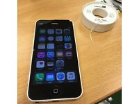 iPhone 5C 16gb Vodafone cracked screen