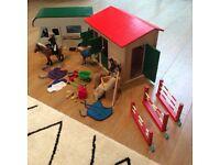 ELC Pony Club Toy Set
