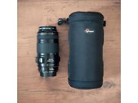 Canon EF 70-300 f4.0-5.6 IS USM Lens