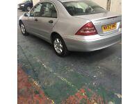 Mercedes c220 diesel 2002 cheap £995ono