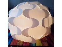 large retro ikea lamp with good long lead ..fab item!!!!!!!!!!!!!
