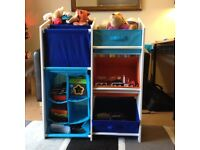 HOME Multifunction Childrens Storage Unit / 6 months used / from Argos, Excellent cond.