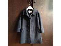 HARRODS COAT - for 4 year old