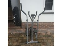 Pro Fitness Cross trainer hardly used £25 07982681337