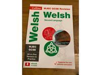 Welsh second language WJEC GCSE
