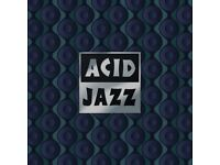 Acid Jazz: The 25th Anniversary Box Set. Brand New