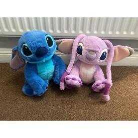 Disney Stitch and Angel