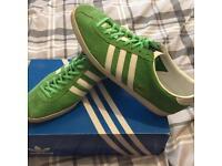 Adidas Gazelle og green ( deadstock ) size 12