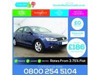 Volkswagen Jetta 2.0 TDI SE 4dr / finance available