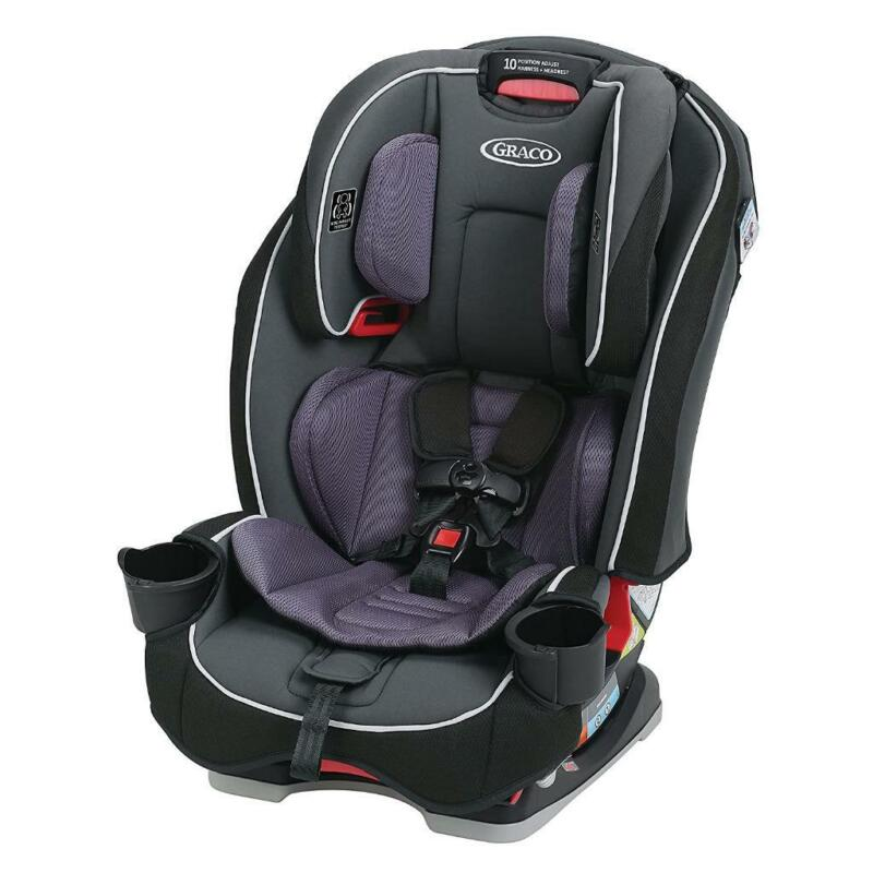 New Graco Slim Fit 3-in-1 Convertible Car Seat - Camelot