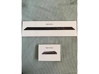 Apple Magic Keyboard 2 & Magic Trackpad (Grey)
