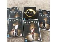 HEROES - complete season one - seven discs