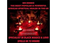 NO UPFRONT PAYMENT 100% QUICK RESULTS GUARANTEED IN 24 HOURS SPIRITUAL HEALER MR DEMBO