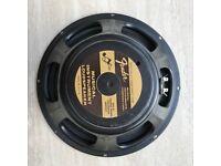 """Fender Eminence 12"""" speaker - unused"""