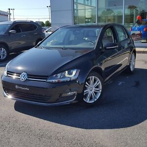 2015 Volkswagen Golf HIGHLINE CUIR TOIT NAVIGATION MAGS