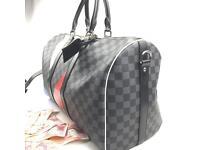 Louis Vuitton keepall bandouliere 45 regatta lv designer bag