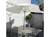 :) Large garden parasol :)