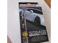 Bmw e36 braided brake hose