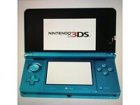 Nintendo 3DS with case