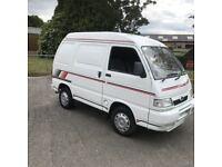 2001 daihatsu hi-jet campervan/day van 12 months mot/3 months parts and labour warranty
