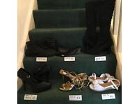 Ladies high heels sandals trainers shoes size 3-8