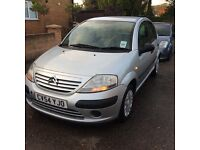 CITREON C3 (Needs new engine) 76000 miles \ 1 lady owner