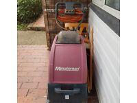minuteman carpet cleaner machine