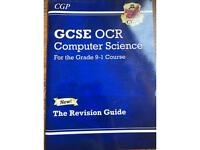 GCSE OCR Computer Science revision guide.