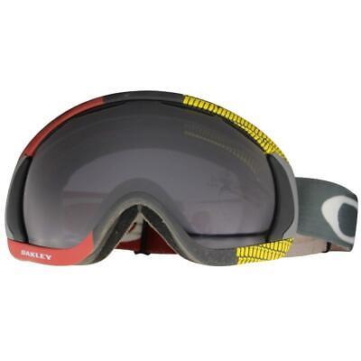 Oakley OO 7047-17 Canopy Flight Series Marauder w/ Dark Grey Snow Ski Goggles .