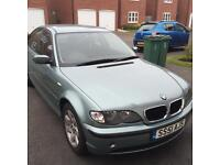 BMW E46 318i low miles and full service history