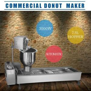 Mini donut machine brand new  - makes 3 sizes of donut also -FREE SHIPPING