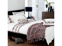 Nimbus Global Collection Double Duvet Cover and Pillowcases