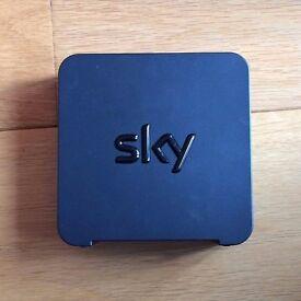 Sky router - wireless broadband box