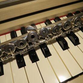 Flute & Piano Tuition