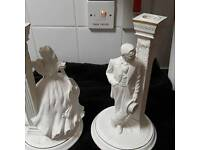 gone with the wind candlesticks
