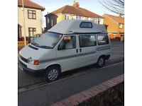 1995 vw transporter leisuredrive camper van p/x poss