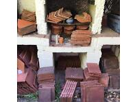 Roof tiles. All sorts and sizes! Some new