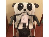 Mothercare Panda Highchair