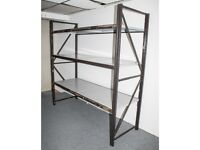 Metal Racking Shelving Storage Garage Retail
