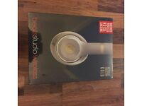 Beats By Dr Dre - Gold Wireless Studio Headphones