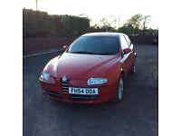 2005 Alfa Romeo 147 T Spark 3 door Hatchback