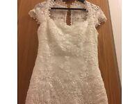 Beautiful Pronovias wedding dress (size 10)