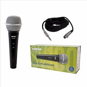 Shure SV100 Multi-Purpose wired Microphone with Cable