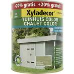 Xyladecor Tuinhuis Color, nevelgrijs - 3 l -