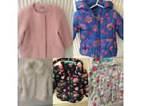 Younger Girls Coats Various