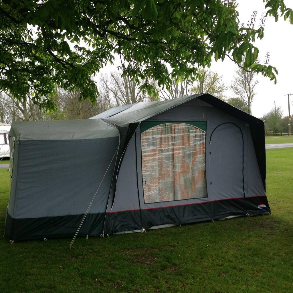 Cabanon Venus 2 Birth Trailer Tent