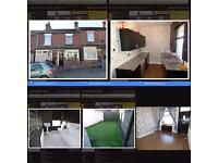 Two bedroom house to rent in hanley
