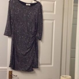 Size 12 Wallis dress.