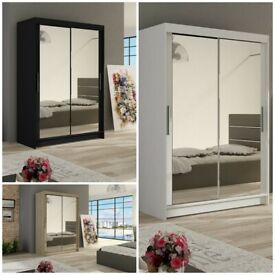 🍫FACTORY OUTLET SALE🍫😍BRAND NEW STYLISH DESIGN 2-DOOR WARDROBE AVAILABLE IN DIFF-COLORS & SIZE🍫