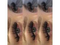 Eyelash extentions semi permanent